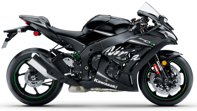 Kawasaki и Yamaha в интернет-магазине MOTORRIKA