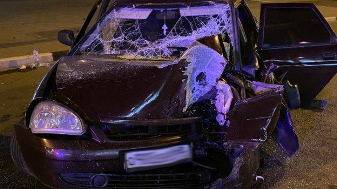 Мужчина погиб в ночном ДТП в Тамбове
