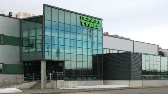 Российский завод Nokian Tyres отпраздновал мини-юбилей