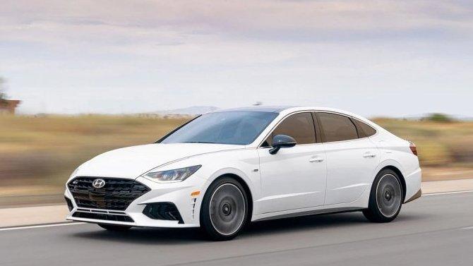 Рассекречен седан Hyundai Sonata NLine