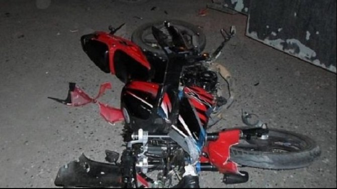 16-летний мотоциклист попал в ДТП в Тульской области