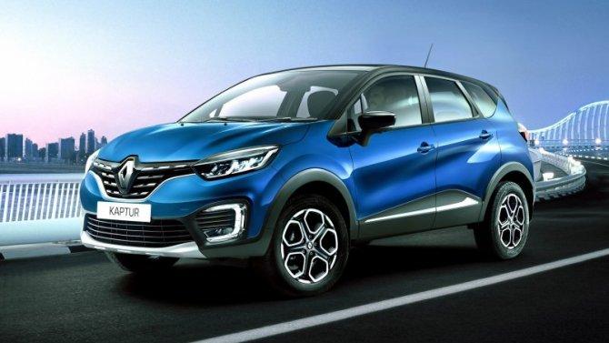Renault Kaptur российской сборки будут экспортироваться