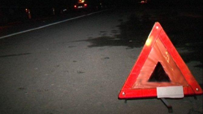 Под Абинском в ДТП с грузовиком погиб человек