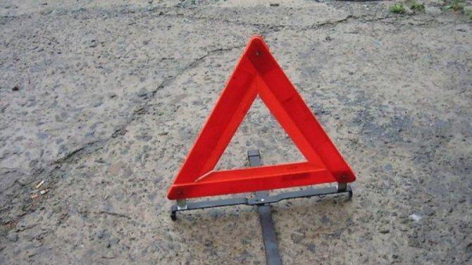 В ДТП с КамАЗом в Нижегородской области погиб водитель