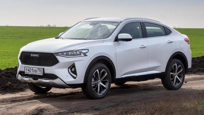 Продажи китайских автомобилей вРоссии установили новый рекорд
