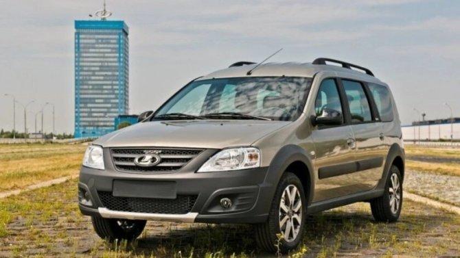 «АвтоВАЗ» начал продажи Lada Largus Cross Quest