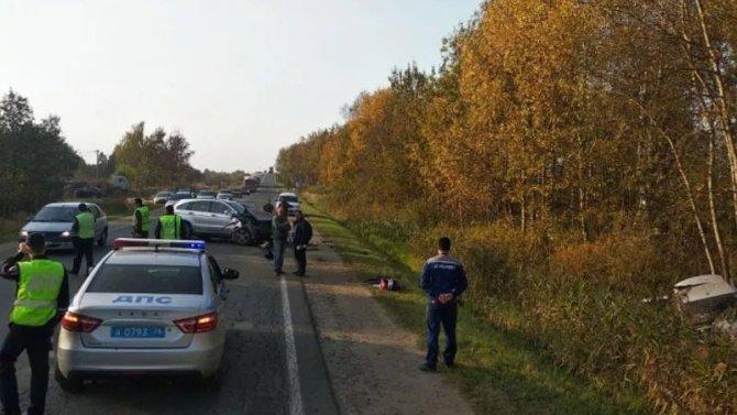 10-летняя девочка погибла в ДТП в Ярославской области