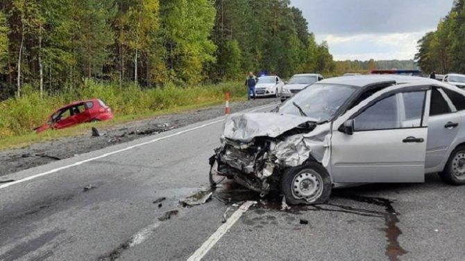 Пять человек пострадали в ДТП на трассе Курган – Тюмень