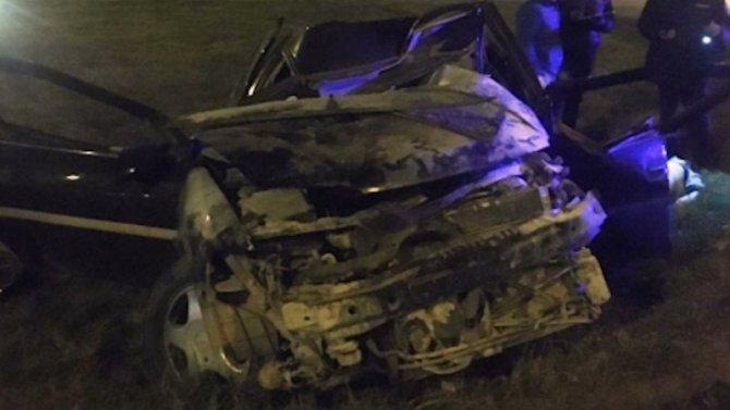 В ДТП с погоней в Саранске погибли два человека
