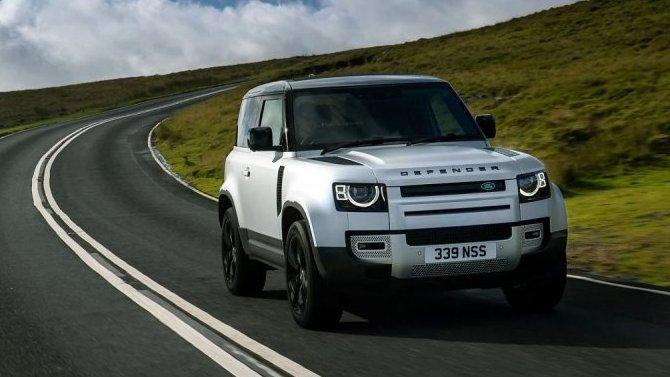 Land Rover Defender получил новые двигатели