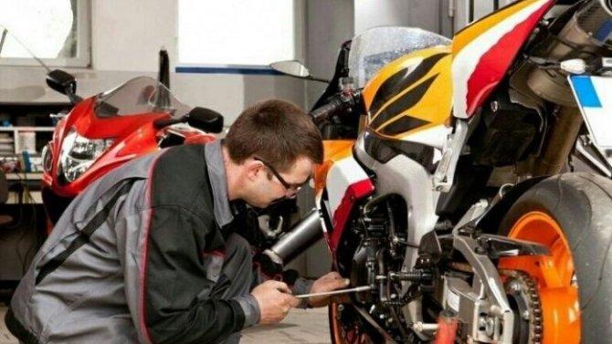 Мотоциклы вРоссии: сколько ихикак они обслуживаются?