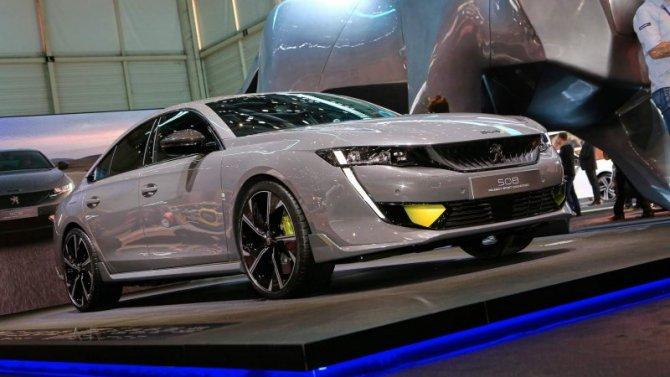 Представлен самый мощный серийный Peugeot