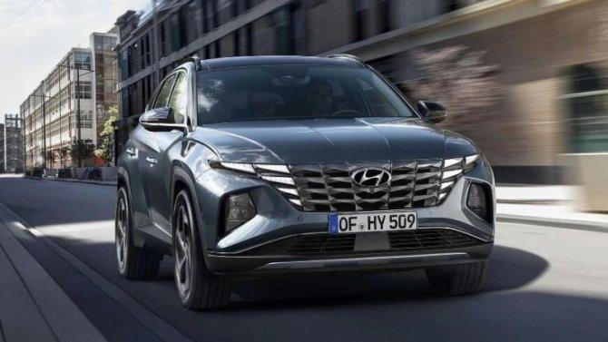 Новый Hyundai Tucson станет «визиткой» марки