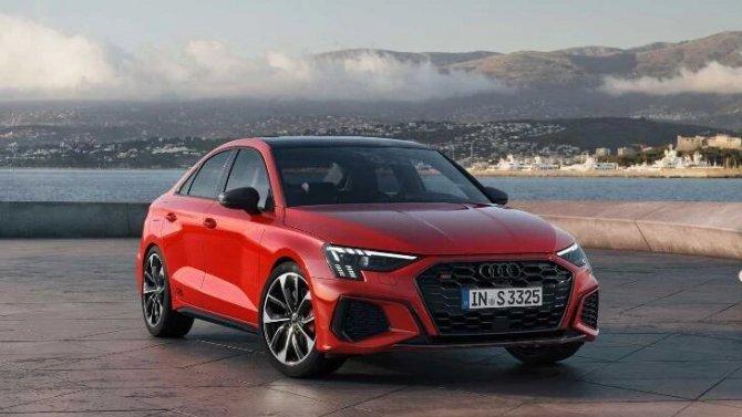 Представлена американская версия Audi S3