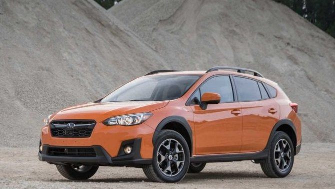 Subaru привезёт вРоссию две новинки