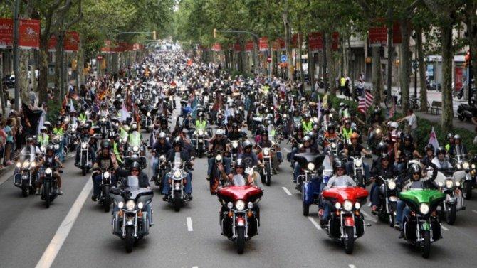 Мотоциклы каких классов популярны в России?