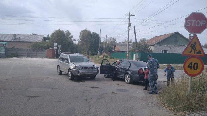 В ДТП на Добролюбова в Рязани пострадали два человека