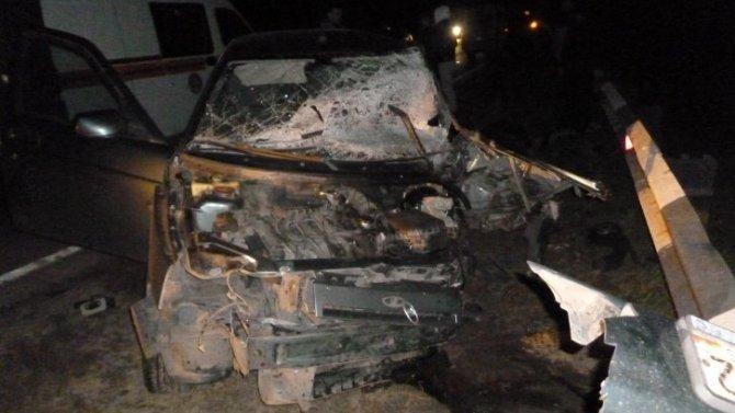 Два человека погибли по вине пьяного водителя в ДТП в Нижегородской области