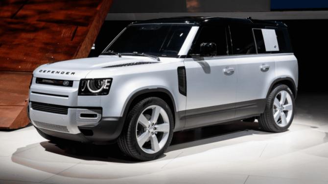 ВРоссии небудет гибридного Land Rover Defender