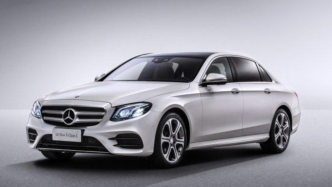 Объявлен очередной отзыв Mercedes-Benz