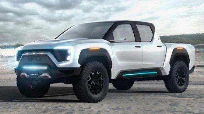 Электропикапы Nikola будет собирать General Motors