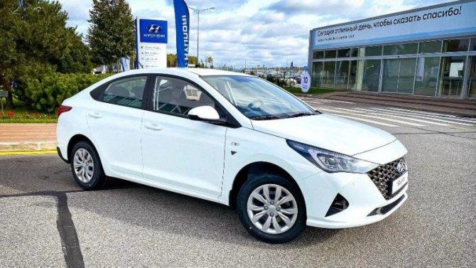 Hyundai Solaris получит особое исполнение для России