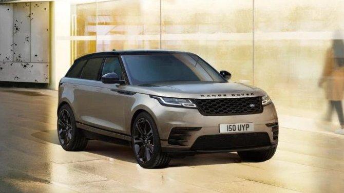Обновлён кроссовер Range Rover Velar