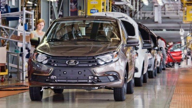 «АвтоВАЗ» вновь модернизировал производство