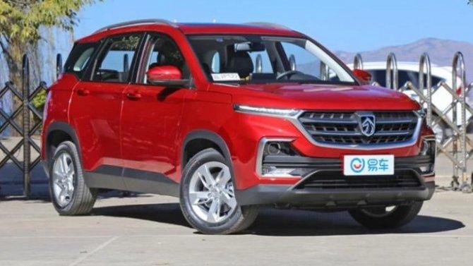 Впродажу поступил «Chevrolet по-китайски»