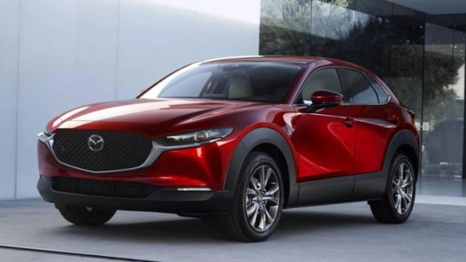 ВРоссии сертифицирована Mazda CX-30
