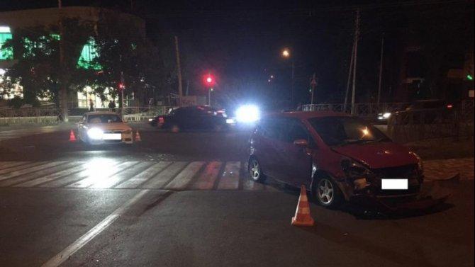 ВСтаврополе по вине пьяного водителя в ДТП пострадали трое
