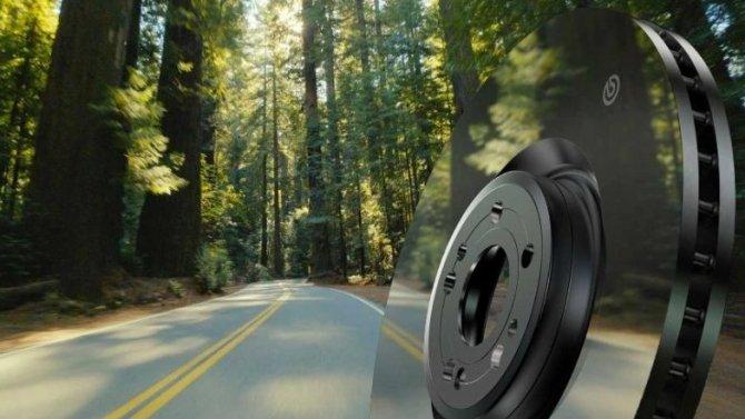 Фирма Brembo представила особые тормоза для электромобилей