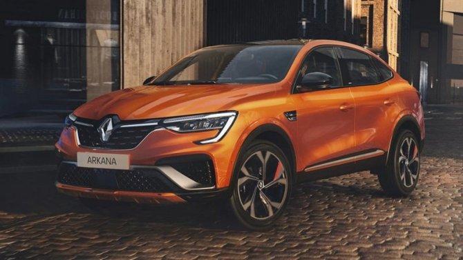 Представлен экспортный Renault Arkana