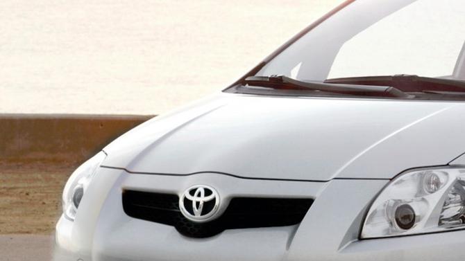 Половина автомобилей Toyota вРоссии попадает навторичный рынок после ДТП