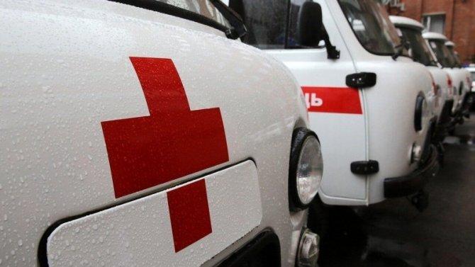 17-летний водитель скутера пострадал в ДТП в Волгоградской области