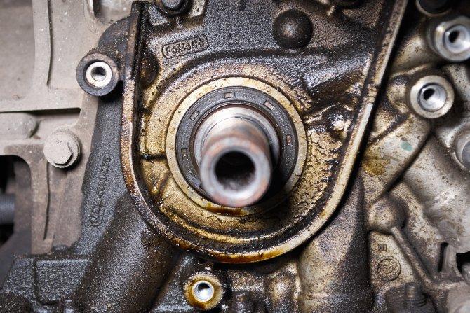 моторное масло 4