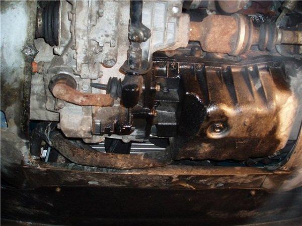 моторное масло 5