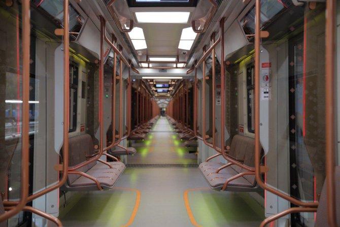Поезда «Москва-2020» для московского метро 2
