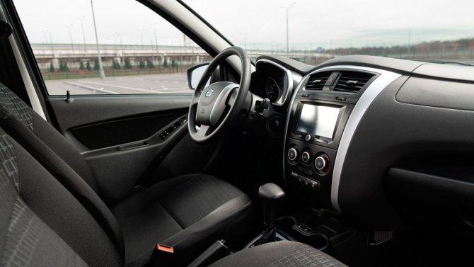 2 Datsun on-DO салон