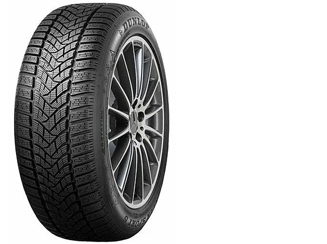 3 Автомобильная шина Dunlop Winter Sport 5 зимняя