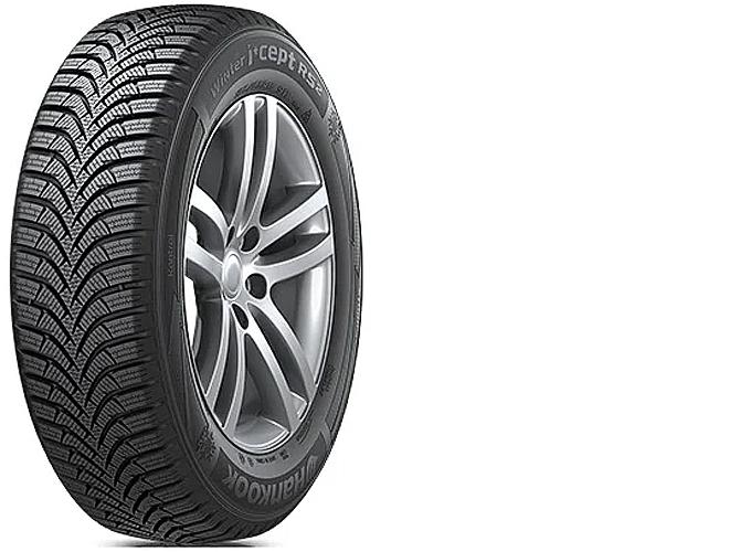 4 Автомобильная шина Hankook Tire Winter I*Cept RS2 W452 195:65 R15 91H зимняя