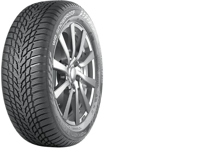 4 Автомобильная шина Nokian Tyres WR Snowproof зимняяАвтомобильная шина Nokian Tyres WR Snowproof зимняя
