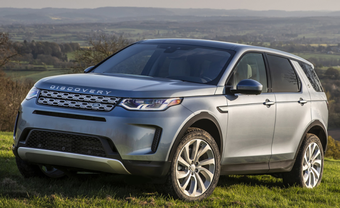 6 Land Rover Discovery