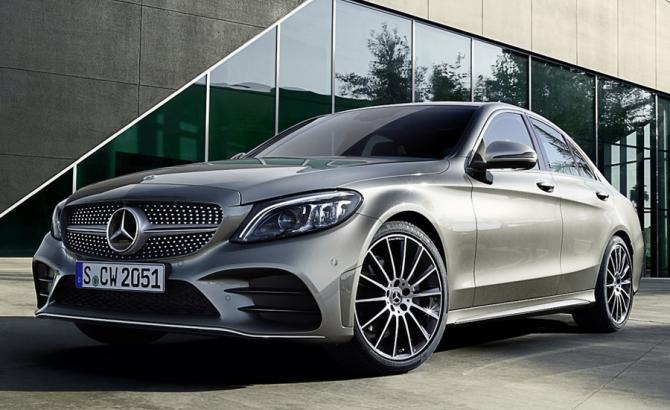 1 Mercedes-Benz C-klasse