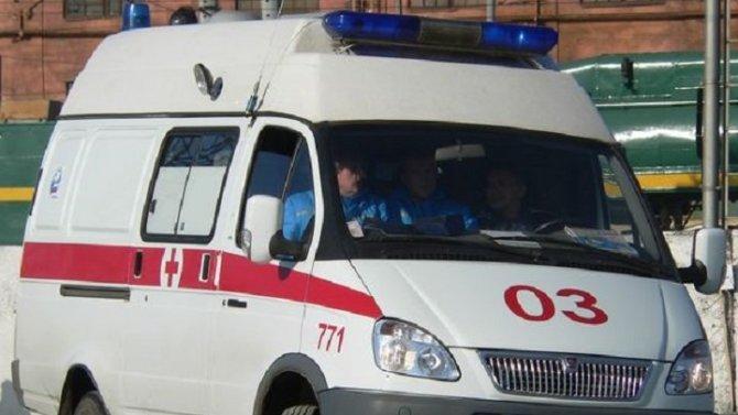 Водитель иномарки серьезно пострадал в ДТП в Приморском районе Петербурга