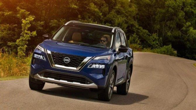 Известны цены нановый Nissan X-Trail