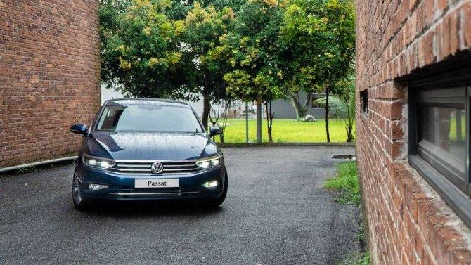 Volkswagen Passat - сделка одним днем!