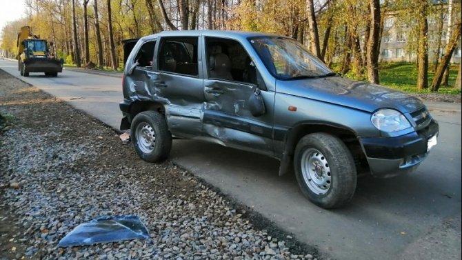 Женщина пострадала в ДТП в Бежецке