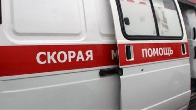 Женщина пострадала при опрокидывании машины под Оленегорском