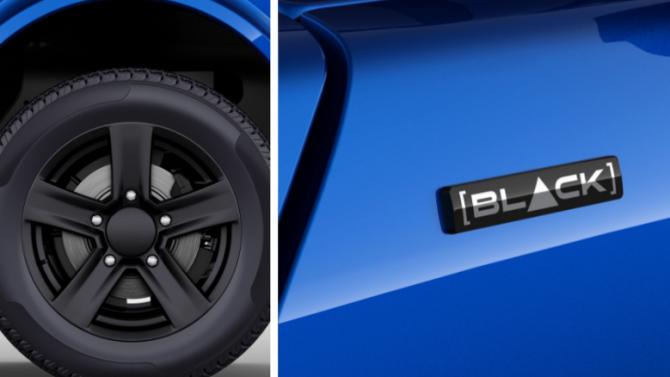 Стало известно, как будет выглядеть Lada 4×4 Urban вспециальном исполнении Black